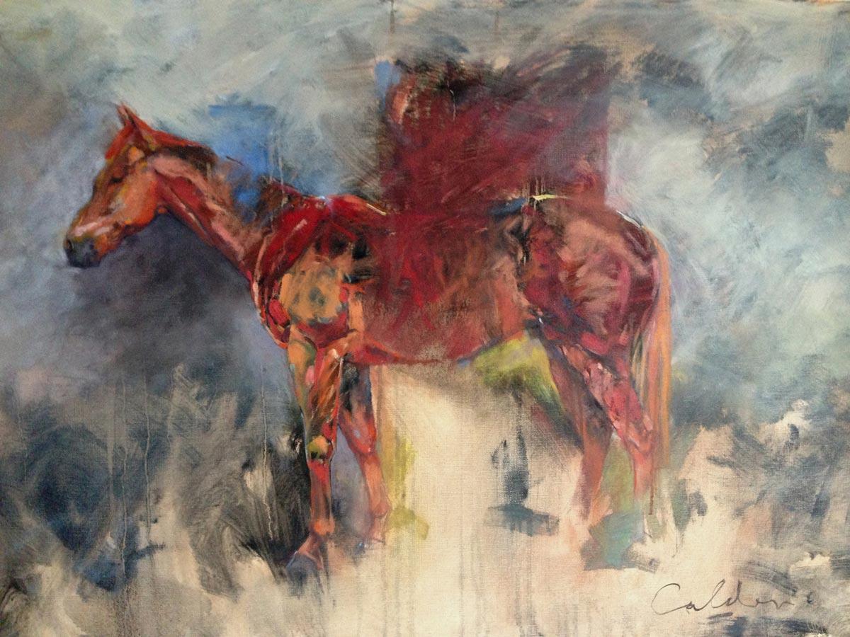 Ian Calder   Equus Caballus