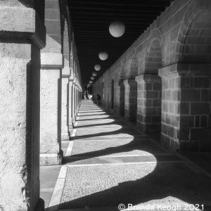 Brenda Keogh | Arches in Jerez, Spain