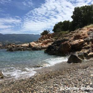Deirdre Whelan | Itanos Beach, Crete