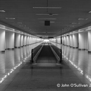 John O'Sullivan | Empty Departure