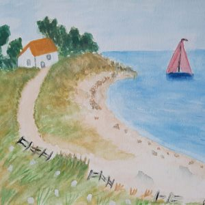 Ann Johnson – Cottage by the Sea 🔴