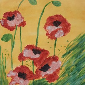 Ann Johnson – Poppies