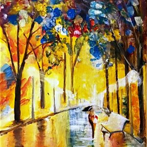 Catherine Finn – A Walk in the Rain 🔴