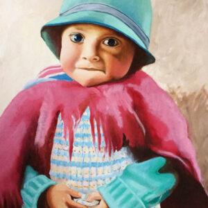 Cochran – Peruvian Girl