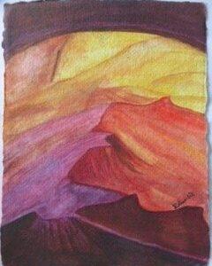 Eileen Wetherall – Cavern Panorama