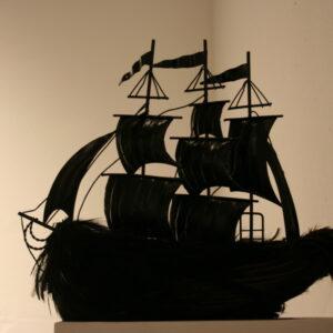 Louise Manifold – Bird Boat 2009