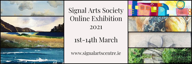 Signal Arts Society Exhibition 2021