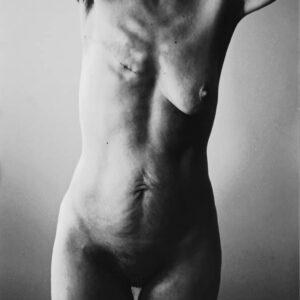 Carol Jordan – Crucifixion