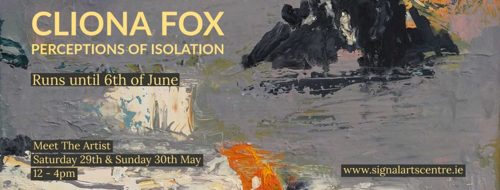 Cliona Fox - Perceptions Of Isoloation Banner