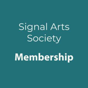 Signal Arts Society Membership