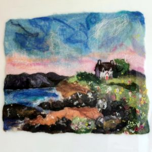 1. Maureen Johns – Home by the Sea