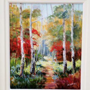 21. Mary Barry – Birch Trees, Sligo
