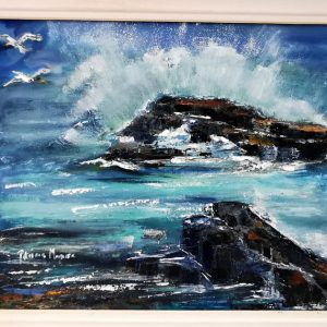 22. Patricia O'Beirne – Breaking Waves