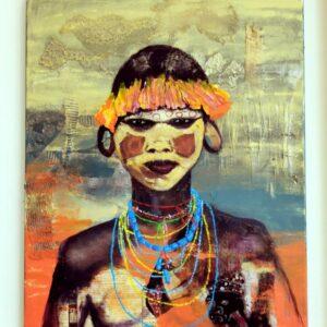 4. Jean Poutch – Mursi Beauty