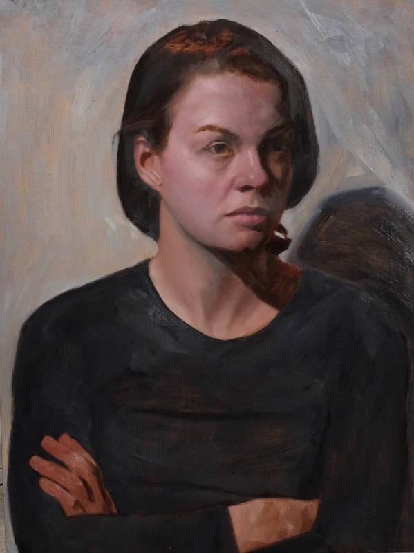 Nicholas B. Robinson - Portrait of Jane Horner