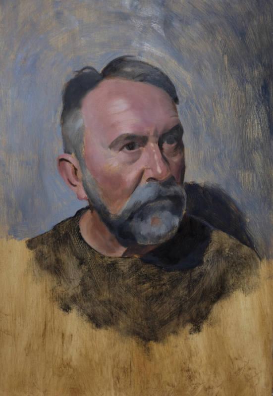 Nicholas B. Robinson - Portrait of Neil Condron