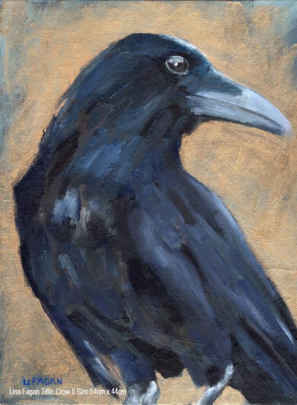 Una Fagan - Crow II